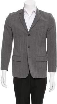Marc Jacobs Wool-Blend Three-Button Blazer