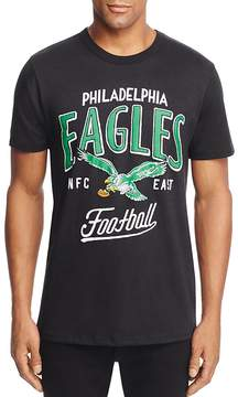 Junk Food Clothing Eagles Kickoff Crewneck Short Sleeve Tee