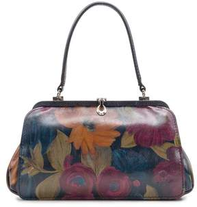 Patricia Nash Peruvian Painting Collection Apulia Satchel