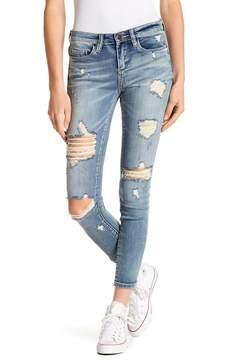 Blank NYC BLANKNYC Reade Destroyed Skinny Jeans