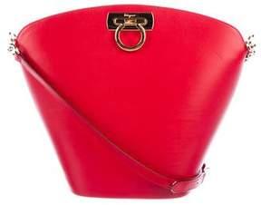 Salvatore Ferragamo Gancio Crossbody Bag