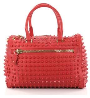 Tom Ford Pre-owned: Freya Satchel Studded Leather Large.