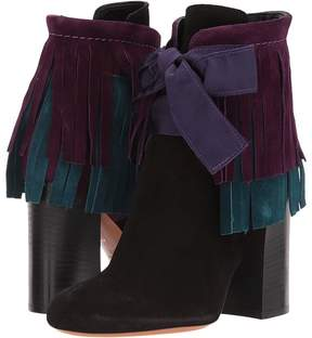 Etro Fringe Bootie Women's Boots