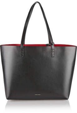 Mansur Gavriel - Large Leather Tote - Black