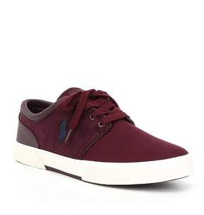 Polo Ralph Lauren Mens Faxon Sneakers
