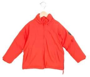 Bonpoint Boys' Down Zip-Up Coat