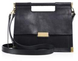 WANT Les Essentiels Valencia Leather Satchel