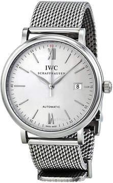 IWC Portofino Automatic Stainless Steel Men's Watch 3565-05