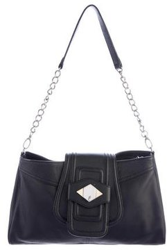 Rachel Zoe Leather Convertible Shoulder Bag
