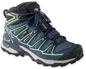 L.L. Bean Women's Salomon X Ultra Mid 2 Gore-Tex Hiking Boots