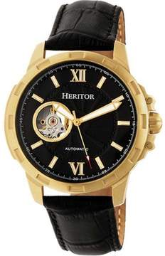 Heritor Automatic HERHR5604 Bonavento Semi-Skeleton Watch (Men's)