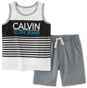 Calvin Klein Boys 2-Piece Tank Top