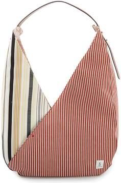 ED Ellen Degeneres Lesia Striped Hobo Bag