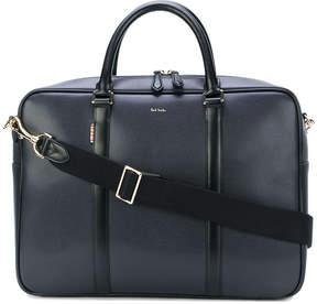Paul Smith zip top briefcase