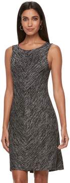 Apt. 9 Women's Sleeveless A-line Knit Dress