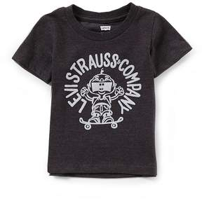 Levi's Baby Boys 12-24 Months Short-Sleeve Graphic Tee