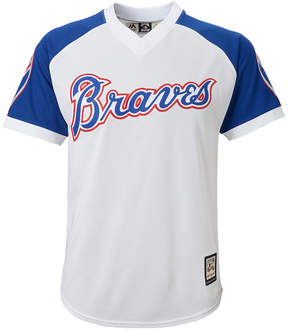 Majestic Atlanta Braves Cooperstown Jersey, Big Boys (8-20)