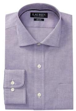 Lauren Ralph Lauren Slim Fit Estate Cotton Dress Shirt