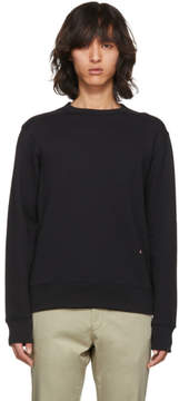 Acne Studios Black Faise Sweatshirt