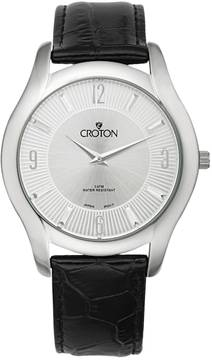 Croton Women's Leather Watch