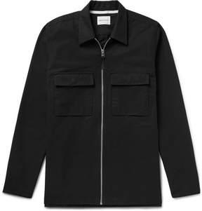 Norse Projects Jens Slim-Fit Cotton-Blend Gabardine Overshirt