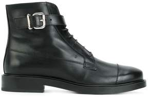 Tod's lace-up ankle boots