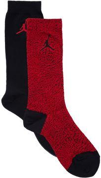 Jordan Elephant Crew Socks (Pack of 2)