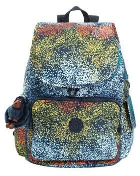 Kipling Groovy Patterned Backpack - GROOVY LINE - STYLE