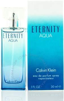 Calvin Klein Eternity Aqua by EDP Spray 1.0 oz (w)