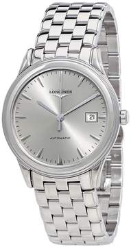 Longines Flagship Automatic Silver Dial Men's Watch L48744726