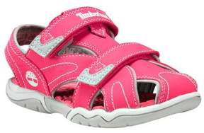 Timberland Kids Adventure Seeker Pink Sandal 3 Kids US