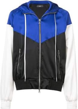 Amiri zip up windbreaker jacket