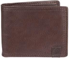 Columbia Men's Elevated Traveler Extra-Capacity Wallet