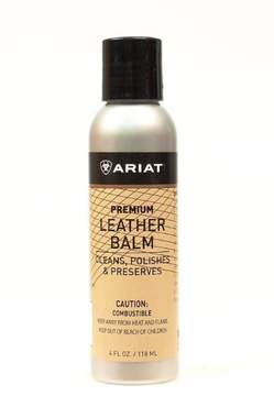 Ariat 4 Ounce Premium Leather Balm