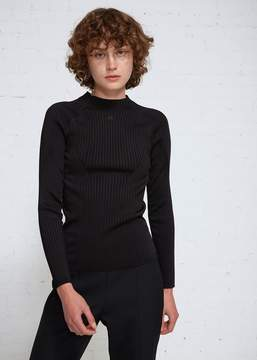 Courreges Technical Long Sleeve Top