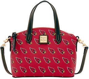 Dooney & Bourke Arizona Cardinals Ruby Mini Satchel Crossbody - RED - STYLE