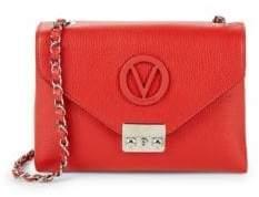 Mario Valentino Isabelle Leather Shoulder Bag