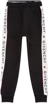 Givenchy Logo Stripe Sweatpants