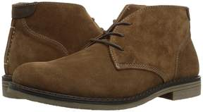 Nunn Bush Lancaster Plain Toe Chukka Boot Men's Lace-up Boots