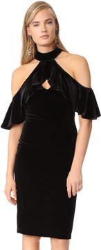 Black Halo Lambert Dress