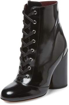 Marc Jacobs Women's Patent Leather High Heel Boot