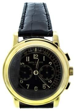Patek Philippe 5070J Yellow Gold Chronograph