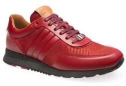 Bally Ascar Leather Runner Sneakers