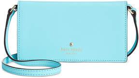 Kate Spade Multi Function Phone Crossbody - ATOLL BLUE - STYLE