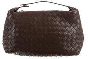 Bottega Veneta Intrecciato Leather Handle Bag