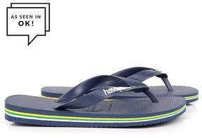 Havaianas Navy blue flip-flops