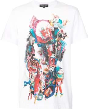 Comme des Garcons graphic print T-shirt