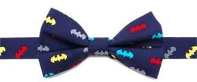 Cufflinks Inc. Boy's Cufflinks, Inc. 'Batman' Silk Bow Tie
