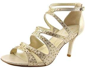 Alfani Womens Capucen Open Toe Special Occasion Strappy Sandals.
