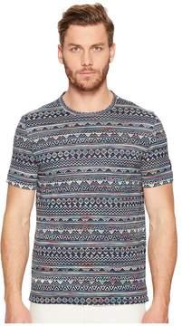 Missoni Mare Etnico Jacquard T-Shirt Men's T Shirt